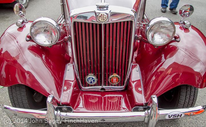 3125 Tom Stewart Car Parade and Show 2014 072014