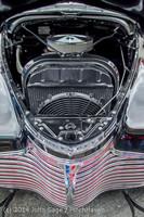 3138 Tom Stewart Car Parade and Show 2014 072014