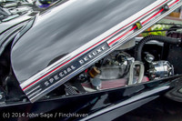 3139 Tom Stewart Car Parade and Show 2014 072014