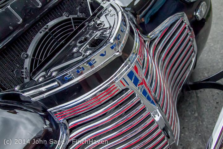 3140 Tom Stewart Car Parade and Show 2014 072014