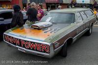 3155 Tom Stewart Car Parade and Show 2014 072014