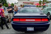 3157 Tom Stewart Car Parade and Show 2014 072014