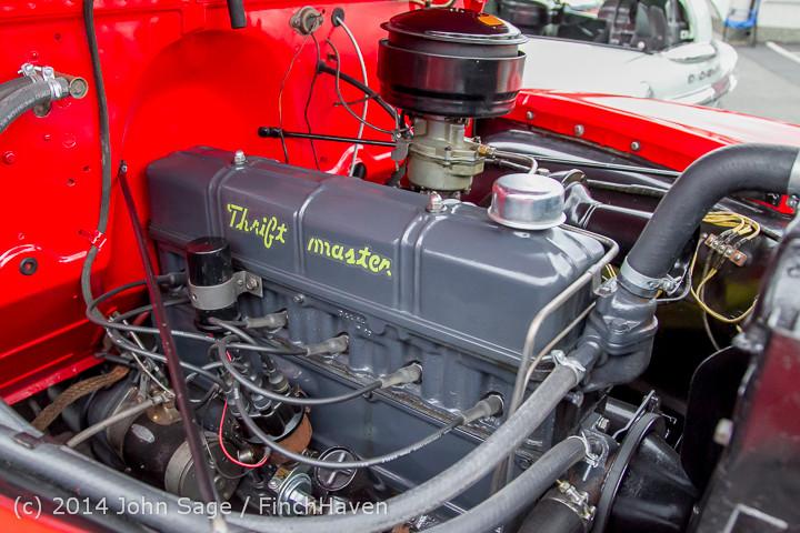 3160 Tom Stewart Car Parade and Show 2014 072014