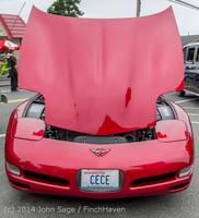 3169 Tom Stewart Car Parade and Show 2014 072014
