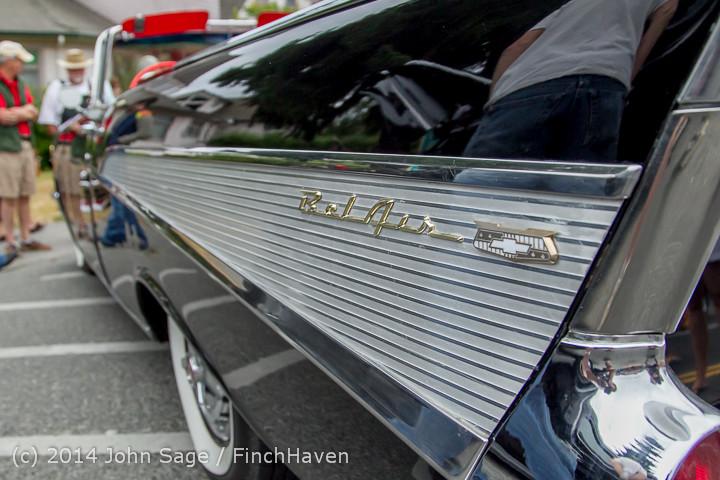 3183 Tom Stewart Car Parade and Show 2014 072014
