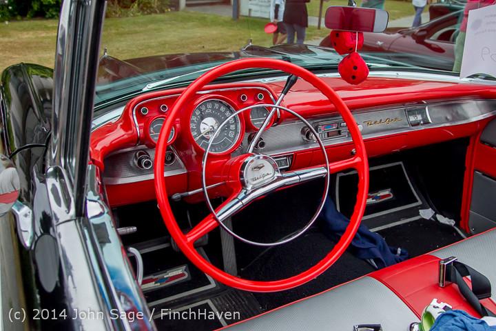 3185 Tom Stewart Car Parade and Show 2014 072014