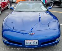 3189 Tom Stewart Car Parade and Show 2014 072014
