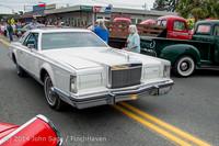 3205 Tom Stewart Car Parade and Show 2014 072014