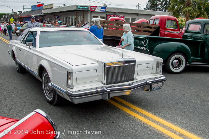 3205 Tom Stewart Car Parade and Show 2014 072014