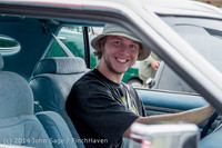 3206 Tom Stewart Car Parade and Show 2014 072014
