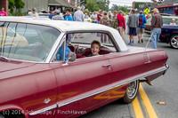 3220 Tom Stewart Car Parade and Show 2014 072014