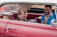 3224 Tom Stewart Car Parade and Show 2014 072014