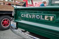 3226 Tom Stewart Car Parade and Show 2014 072014