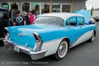3235 Tom Stewart Car Parade and Show 2014 072014