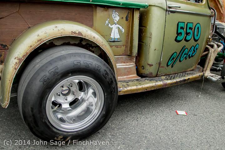 3236 Tom Stewart Car Parade and Show 2014 072014
