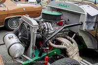 3239 Tom Stewart Car Parade and Show 2014 072014