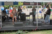 3282 Allison Shirk Band Ober Park Sunday 072014
