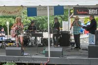 3284 Allison Shirk Band Ober Park Sunday 072014