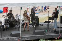 3286 Allison Shirk Band Ober Park Sunday 072014