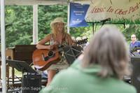 3301 Allison Shirk Band Ober Park Sunday 072014