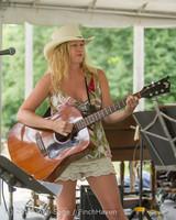 3307 Allison Shirk Band Ober Park Sunday 072014