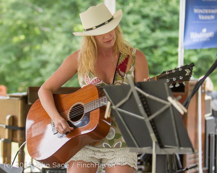 3308 Allison Shirk Band Ober Park Sunday 072014