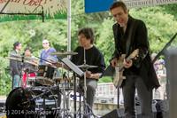 3314 Allison Shirk Band Ober Park Sunday 072014