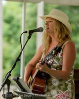 3319 Allison Shirk Band Ober Park Sunday 072014