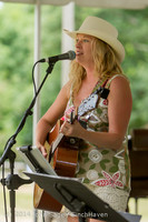 3322 Allison Shirk Band Ober Park Sunday 072014