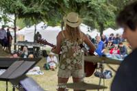 3323 Allison Shirk Band Ober Park Sunday 072014