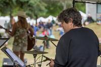 3330 Allison Shirk Band Ober Park Sunday 072014