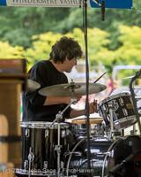 3333 Allison Shirk Band Ober Park Sunday 072014