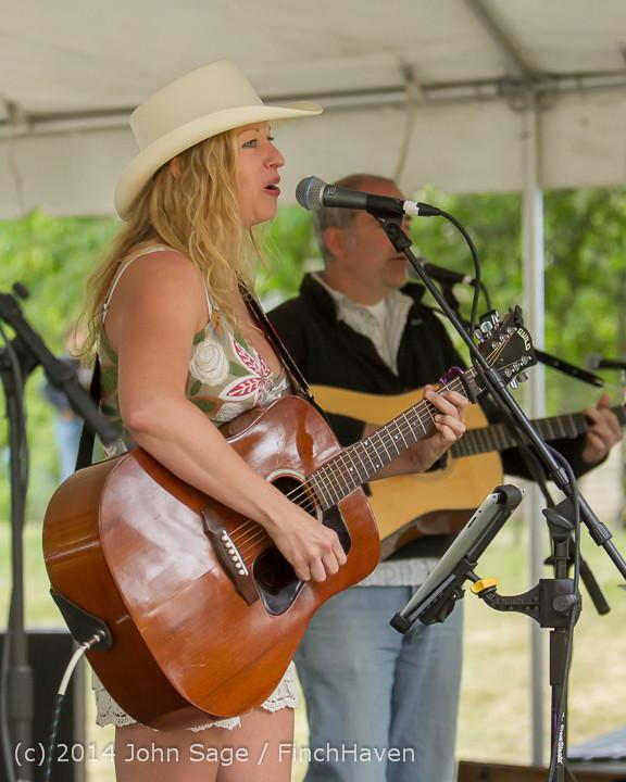 3344 Allison Shirk Band Ober Park Sunday 072014