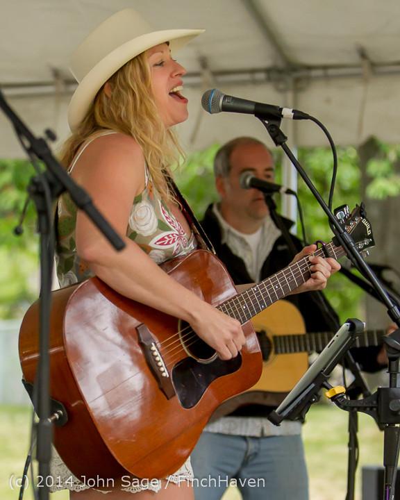 3353 Allison Shirk Band Ober Park Sunday 072014