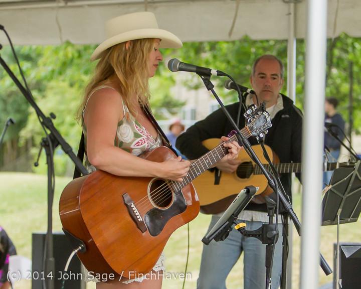 3355 Allison Shirk Band Ober Park Sunday 072014