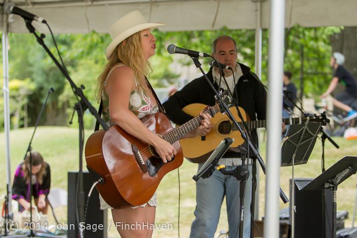 3359 Allison Shirk Band Ober Park Sunday 072014