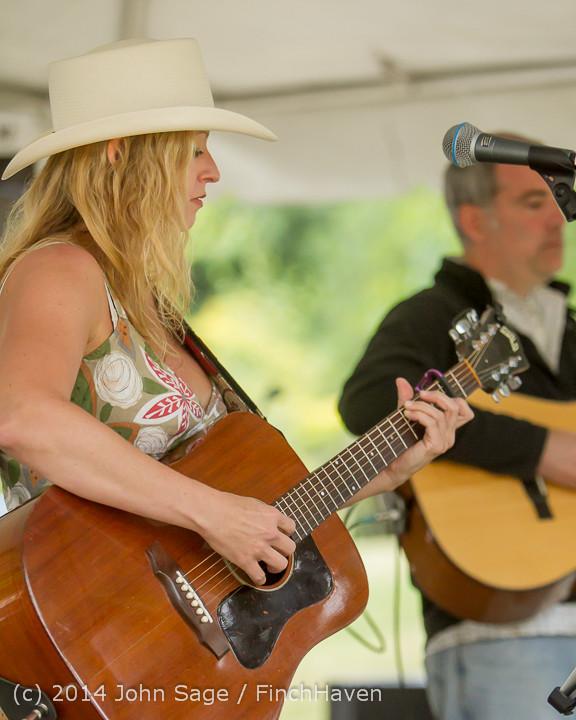 3368 Allison Shirk Band Ober Park Sunday 072014