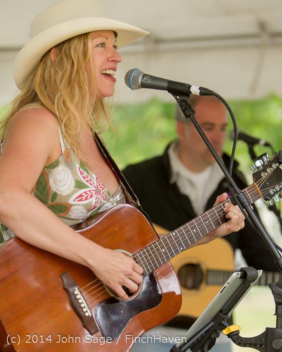 3370 Allison Shirk Band Ober Park Sunday 072014