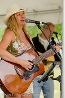 3373 Allison Shirk Band Ober Park Sunday 072014