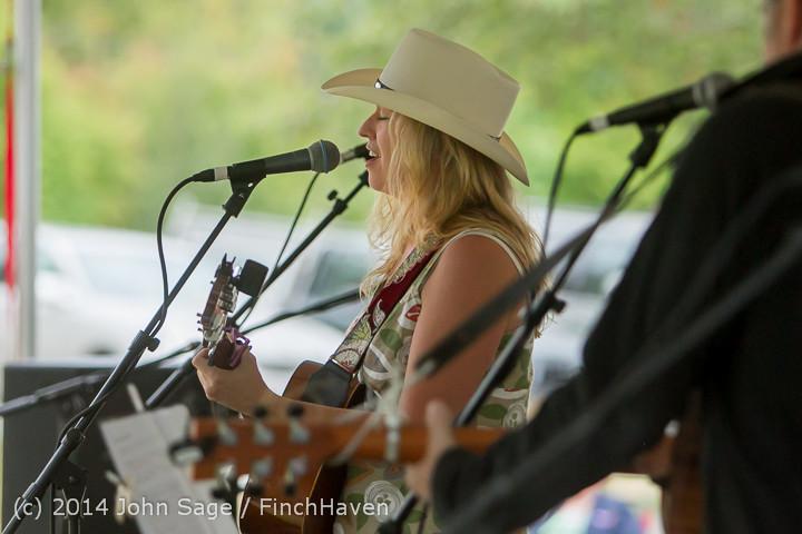 3378 Allison Shirk Band Ober Park Sunday 072014