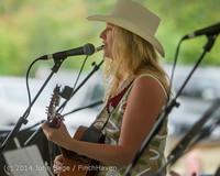 3383 Allison Shirk Band Ober Park Sunday 072014