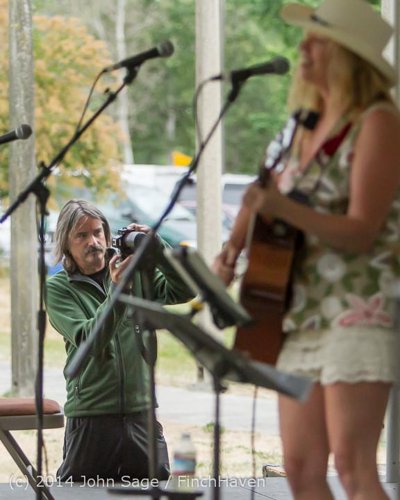 3389 Allison Shirk Band Ober Park Sunday 072014