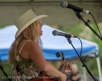 3393 Allison Shirk Band Ober Park Sunday 072014