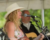 3397 Allison Shirk Band Ober Park Sunday 072014