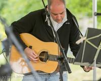 3407 Allison Shirk Band Ober Park Sunday 072014