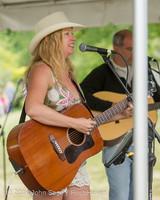 3417 Allison Shirk Band Ober Park Sunday 072014