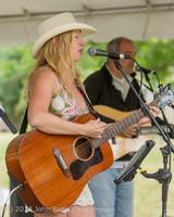 3422 Allison Shirk Band Ober Park Sunday 072014