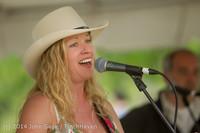 3432 Allison Shirk Band Ober Park Sunday 072014