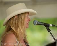 3438 Allison Shirk Band Ober Park Sunday 072014