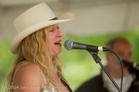 3440 Allison Shirk Band Ober Park Sunday 072014